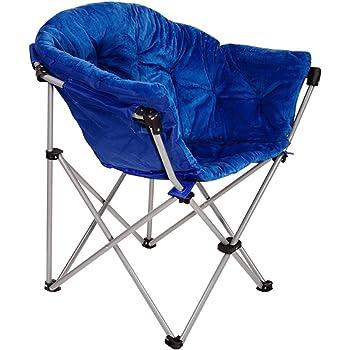 Amazon Com Campzio Hexagonal Lounger Bungee Lounge Chair