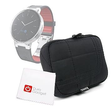 DURAGADGET Funda De Espuma De Memoria para Alcatel OneTouch Watch ...