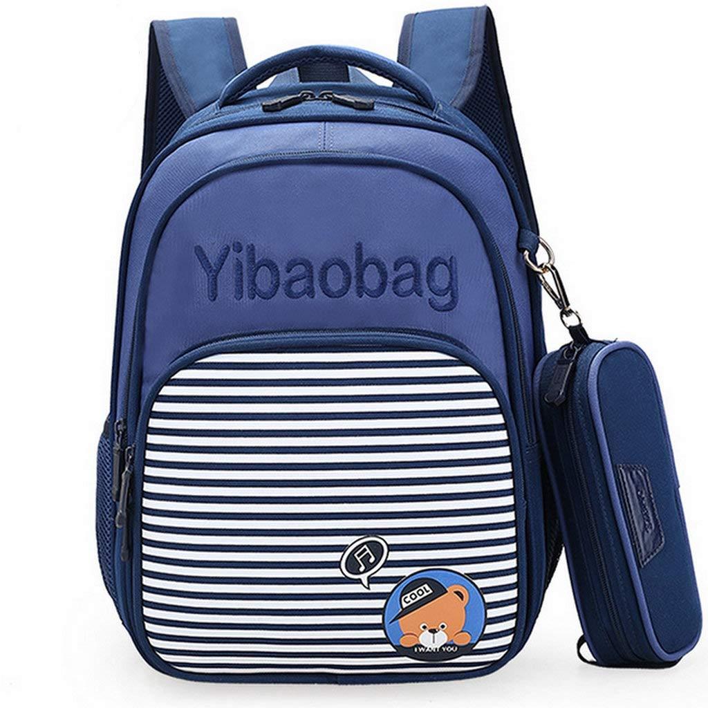 A  Sac d'école pour enfants, sac à dos école primaire pour garçons et filles
