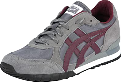 Onitsuka Tiger Zapatillas Colorado 85 Gris/Burdeos EU 40 (US 8,5): Amazon.es: Zapatos y complementos