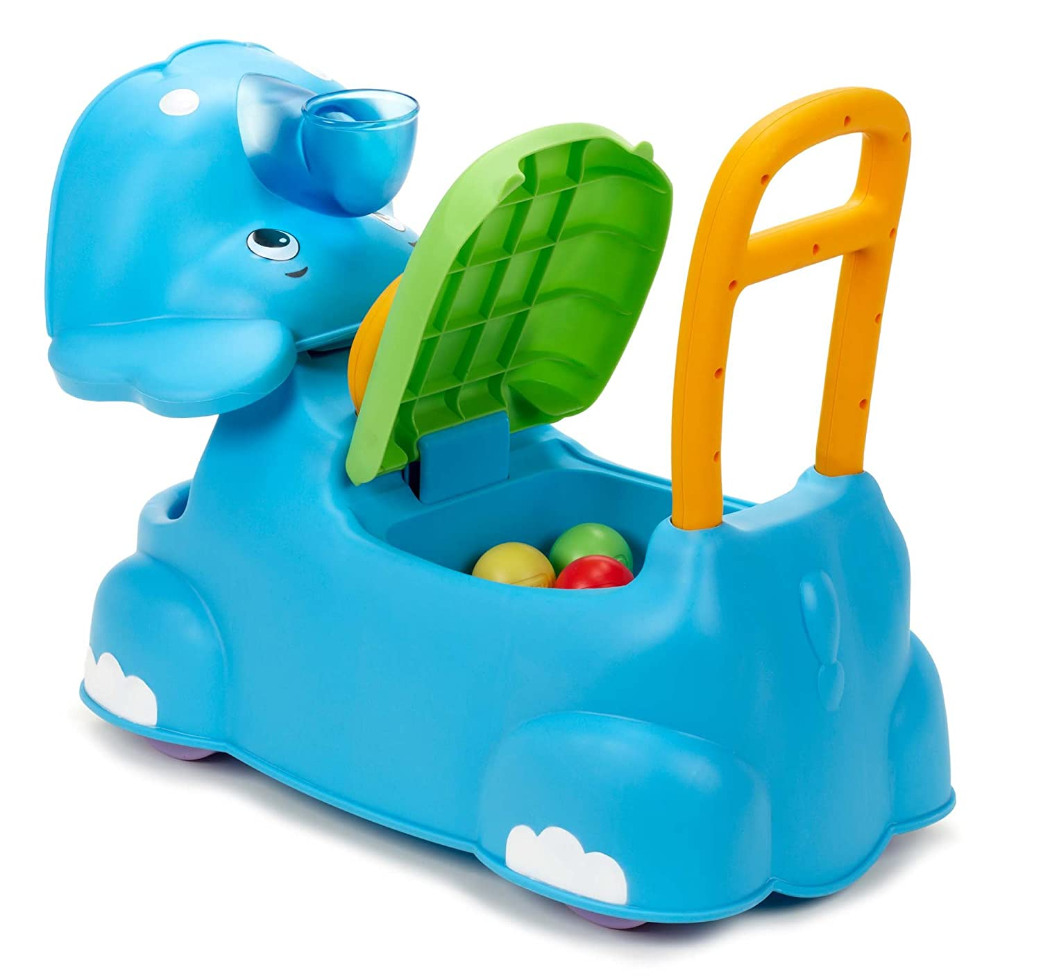 Amazon.com: Little Tikes Scoot Around Animal Ride-On - Elephant ...