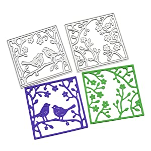 Metal Cutting Dies Stencil Template