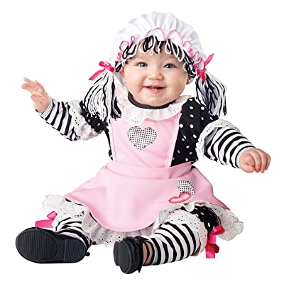 California Costumes Women's Baby Doll Infant: Clothing