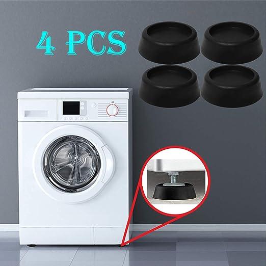 Angshop - Almohadillas antideslizantes para lavadora (4 unidades ...