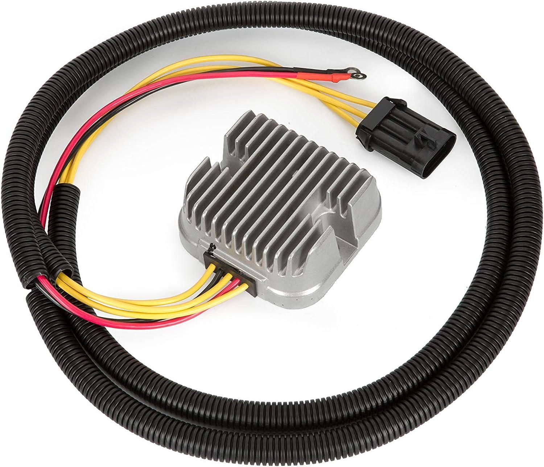 2013-2016 Polaris RZR 900//1000 STAGE 3 Ultimate Mosfet Voltage Regulator Performance Relocation Kit OEM Repl.# 4013247 4013904 4014029