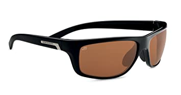 Serengeti Assisi - Gafas, talla M, color negro