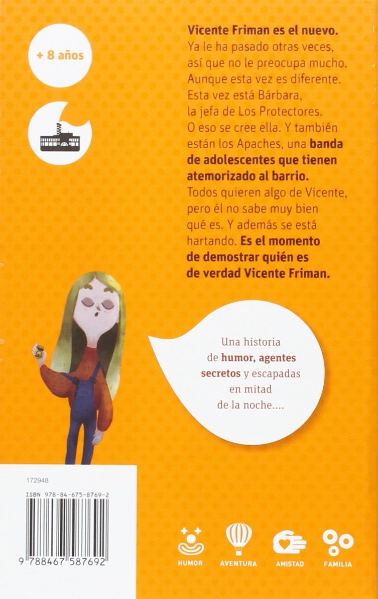 Los protectores: Amazon.co.uk: Roberto Santiago, Paula Blume:  9788467587692: Books