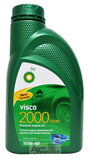 BP BPV215401 Visco 2000 15W40 1L: Amazon.es: Coche y moto