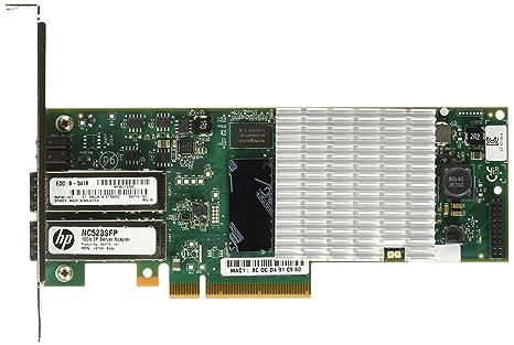 HP NC523SFP, 593715-001 10GB 2-Port PCI-e x8 Server Adapter ...