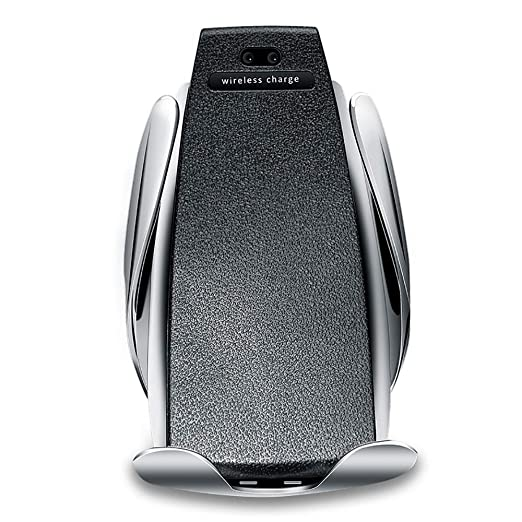 10 W Cargador de Coche Inalámbrico S5 Sujeción Automática ...