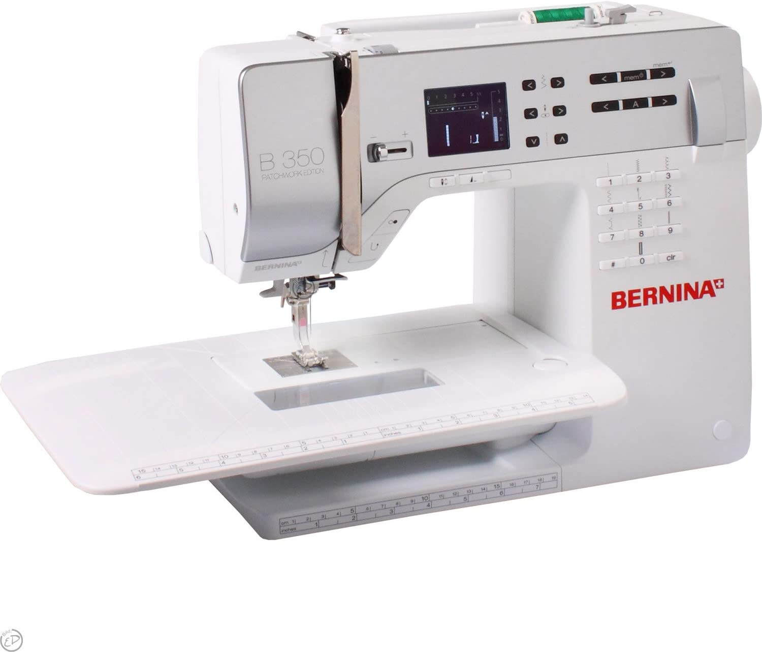 Bernina B 350 Patchwork Edition: Amazon.es: Hogar