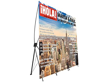 Photocall X-Banner Extensible 100% Personalizado Cumpleaños ...