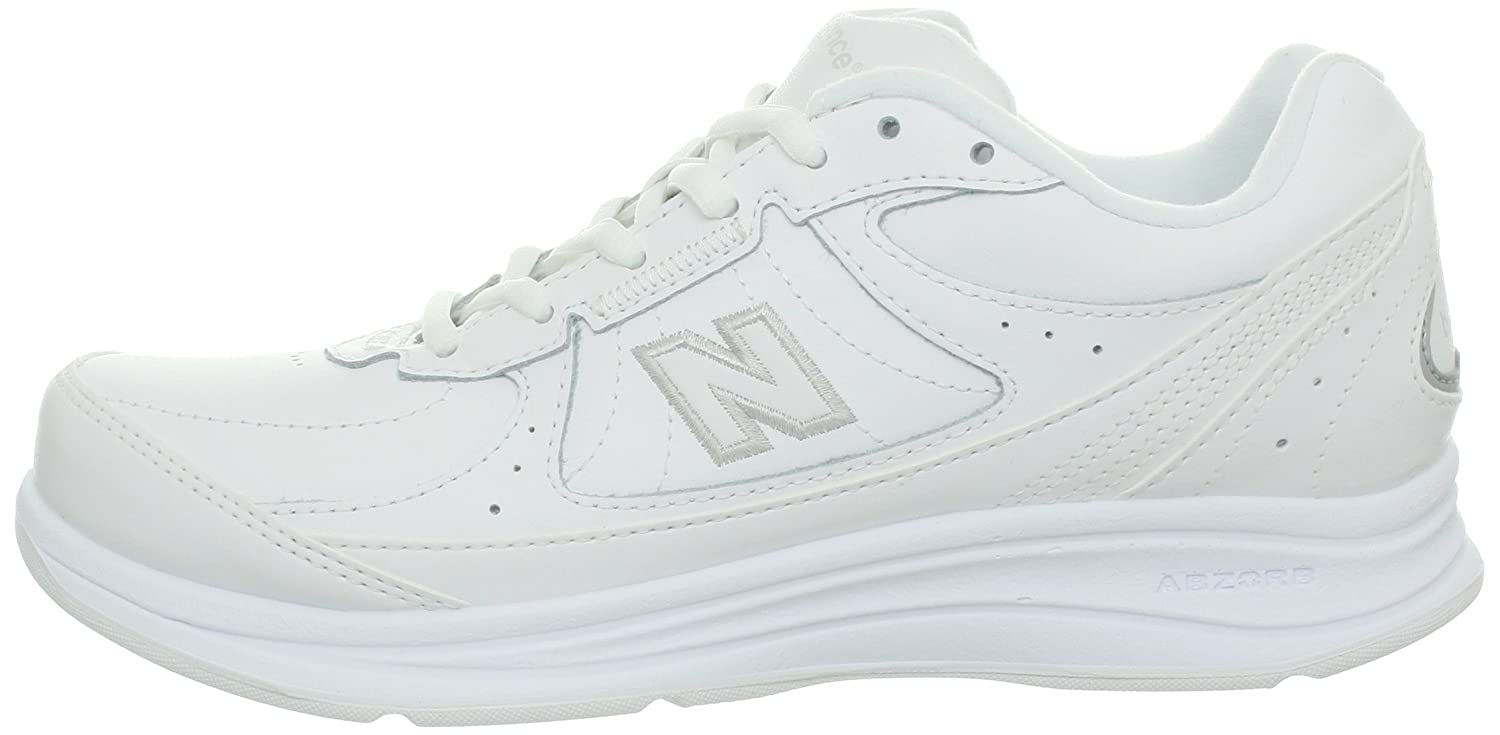 white new balance sneakers