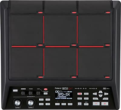 Roland Percussion Electronic Drum Pad SPD-SX