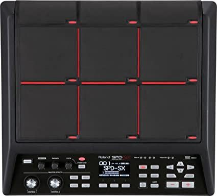 4bc9e953e5ea Amazon.com  Roland Percussion Sampling Pad with 4GB Internal Memory ...