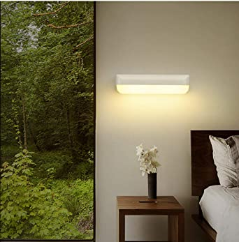 Lámpara de pared minimalista moderna iluminación de una sola ...
