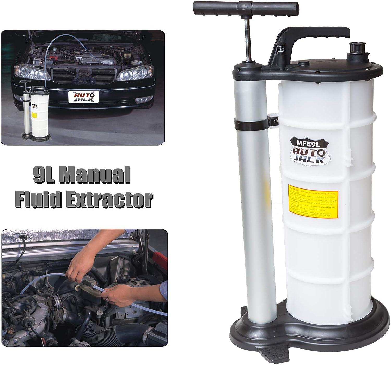 Autojack - Bomba de extracción de Gasolina, de vacío, para Coche ...