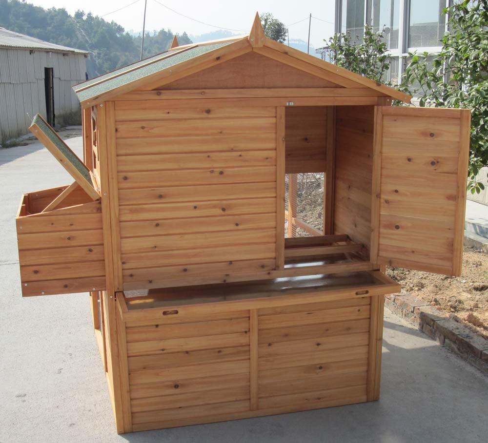 poulailler 6 8 poules pas cher good installez un poulailler chez vous pour des ufs frais et bio. Black Bedroom Furniture Sets. Home Design Ideas