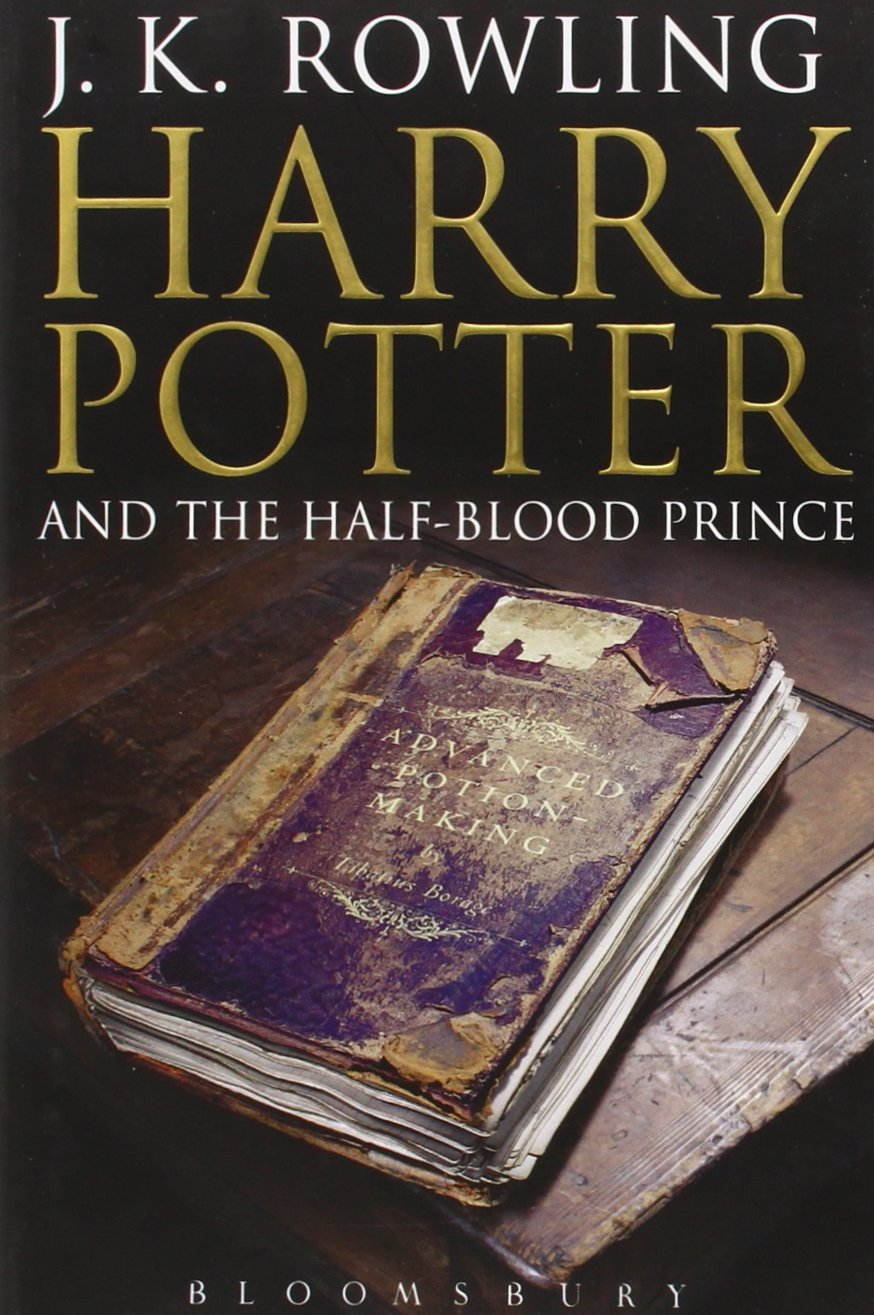 Harry Potter and the Half-blood Prince: Adult Edition (Harry...