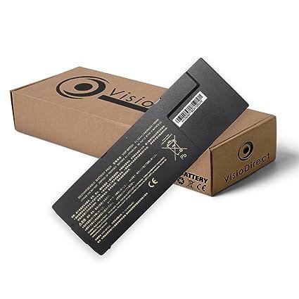 Píxeles ® Batería para ordenador portátil Sony VAIO VPC-SB1 V9E 11.1 V 4400 mAh