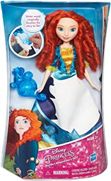 Amazon.es: PRINCESAS DISNEY - MERIDA FALDA MAGICA DE MERIDA ...