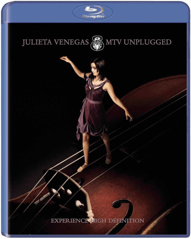 Julieta Venegas - MTV Unplugged [Blu-ray]