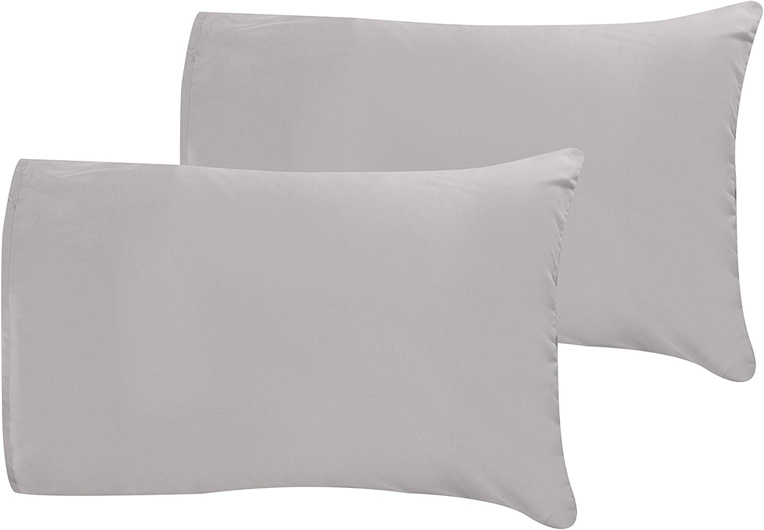 Breathable and Hypoallergenic Pillowcase Set EVERYDAY KIDS Space 2 Pack Pillowcase Set Soft Microfiber