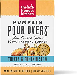 product image for The Honest Kitchen Pumpkin Pour Overs