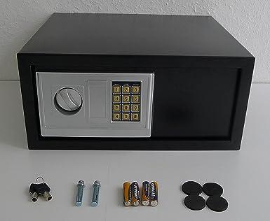 caja de seguridad electrónica (Cajas fuertes H01)