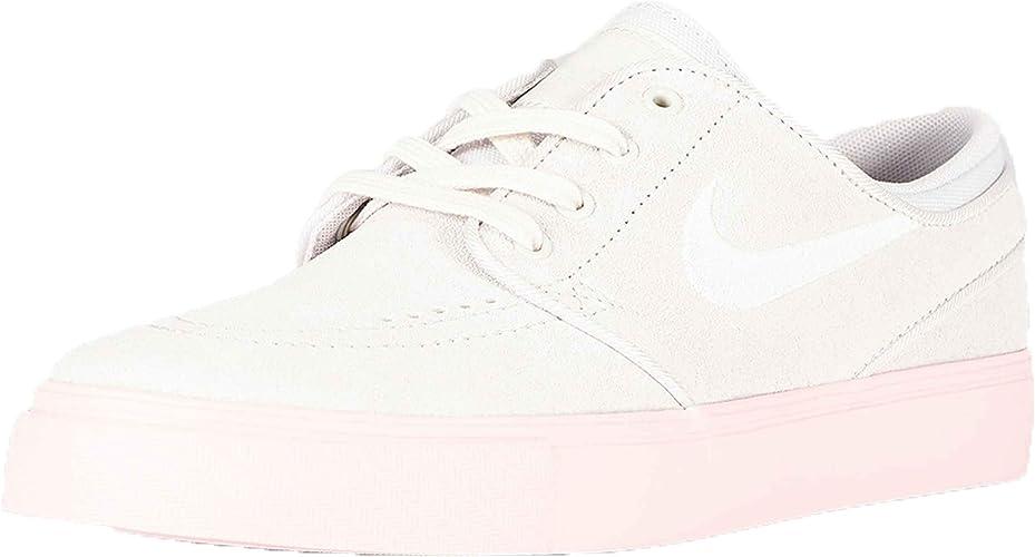 Won Secreto crema  Nike Stefan Janoski Mujer GRIS Suela ROSA: Amazon.co.uk: Shoes & Bags