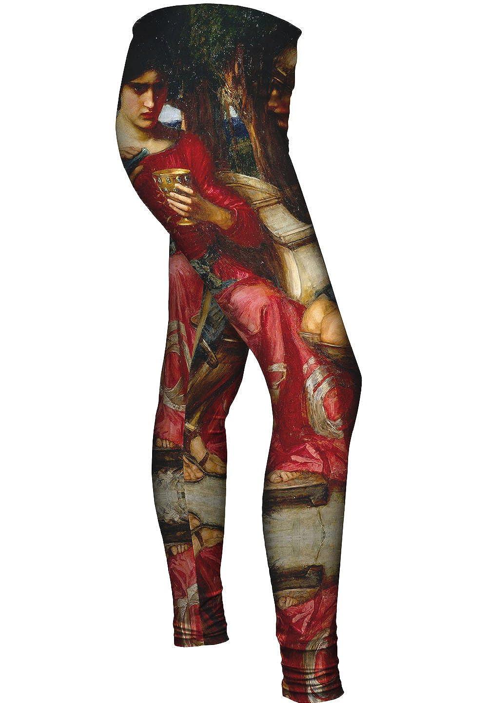 John William Waterhouse -New Ladies Womens Leggings 1622 Yizzam Jason And
