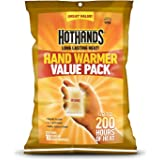 HotHands Hand Warmer Pack (Up to 10 Hours Heat)-Super Bonus Pack 80 Pair