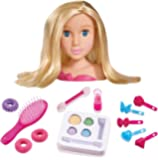 Simba 105560029 - Tête à Coiffer - Steffi Love Girls - Maquillage