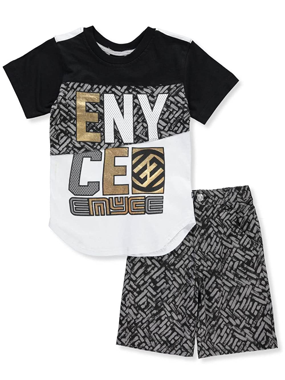 Enyce Boys' 2-Piece Short Set Outfit 7