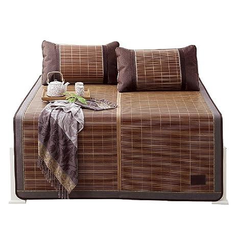 Colchón fresco, ropa de cama estera de paja Colchonetas de ...
