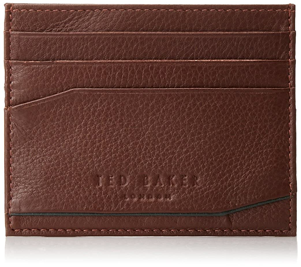 435d0c890 Amazon.com  Ted Baker Men s Coloured Leather Card Holder  Clothing