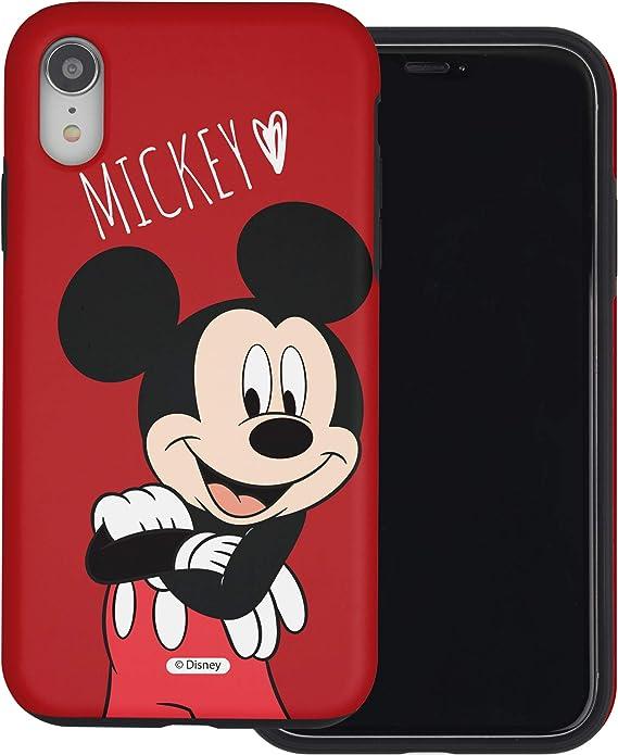 Funda Oficial Disney Mickey Classic transparente iPhone XR