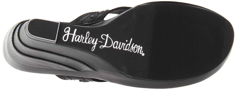 Harley-Davidson Slide Myla Slide Harley-Davidson Sandale schwarz d2afbc