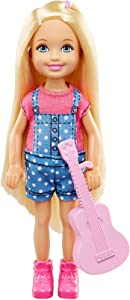 Barbie Sisters Camping Fun - Chelsea Doll Sing Along