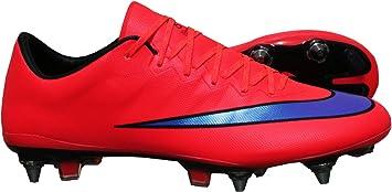 Nike Mercurial Vapor X SG de Pro Botas de fútbol para/tacos de ...