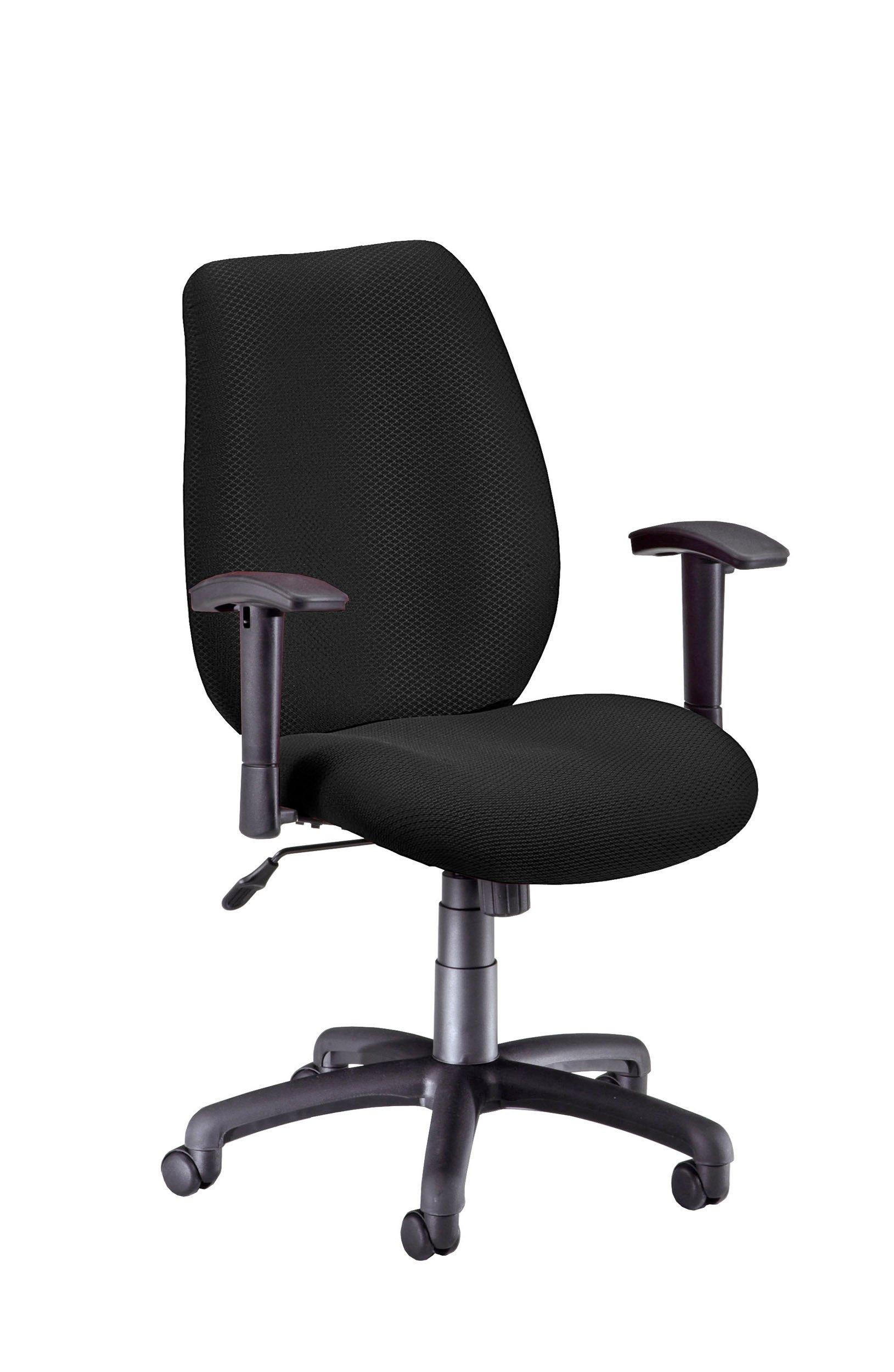 OFM 611-20 Ergonomic Managers Chair, Ebony