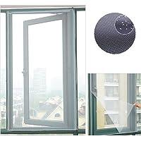 Mosquitera magnética para ventana, mosquitera Invisible y tallado