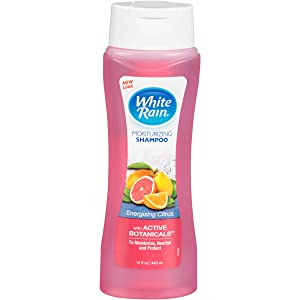 White Rain Shampoo Citrus Energizing 15 Ounce (Pack of 6)