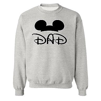 Amazoncom Happy Fathers Day Disney Family Mickey Dad Design