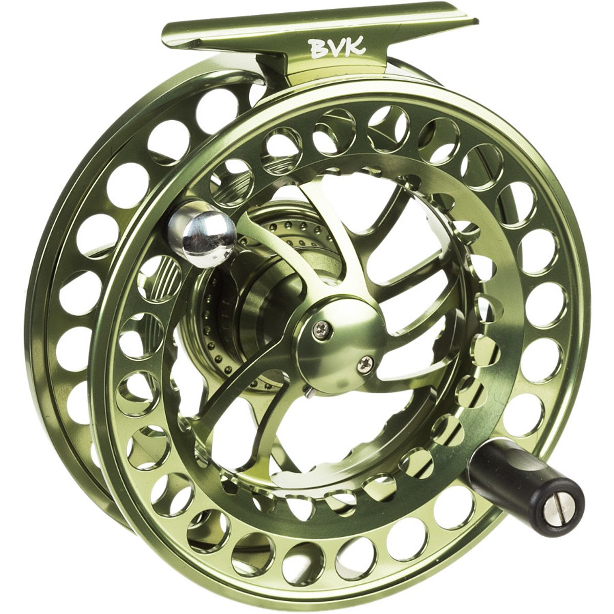 TFO BVK Series Super Large Arbor Fly Fishing Reels and Line Holder Spools