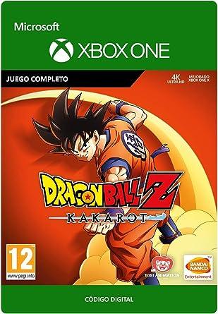 DRAGON BALL Z: KAKAROT Season Pass | Xbox One - Código de descarga ...