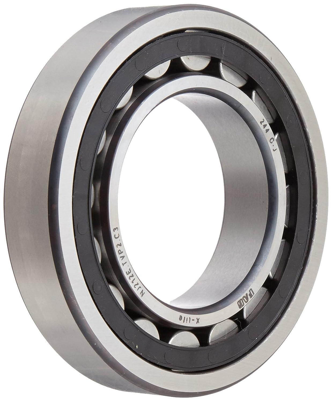 60mm ID Removable Inner Ring FAG NJ212E-TVP2-C3 Cylindrical Roller Bearing Flanged Single Row High Capacity Metric 22mm Width Schaeffler Technologies Co NJ212-E-TVP2-C3 Polyamide//Nylon Cage Straight Bore C3 Clearance 110mm OD