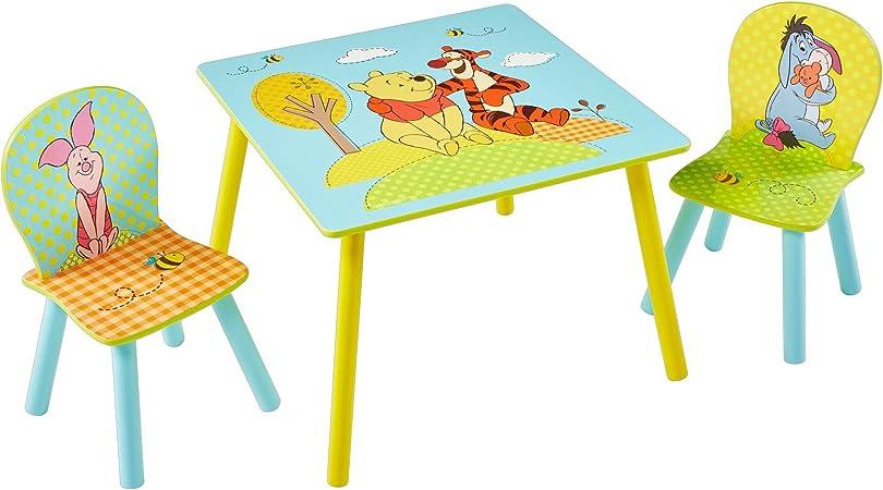 ensemble pliant chaise et table.enfant renatd