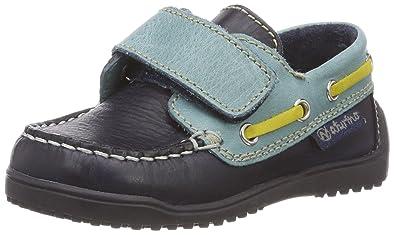Naturino 4110, Mocasines para Niños, (Blue-Jeans-Giallo 9103), 20 EU: Amazon.es: Zapatos y complementos