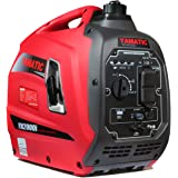 YAMATIC Portable Inverter Generator - 2000 Watt - Gas Powered Super Quiet - EPA & CARB Compliant - Factory Directly